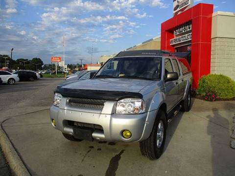 2004 Nissan Frontier for sale at Premium Auto Collection in Chesapeake VA