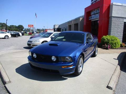 2008 Ford Mustang for sale at Premium Auto Collection in Chesapeake VA