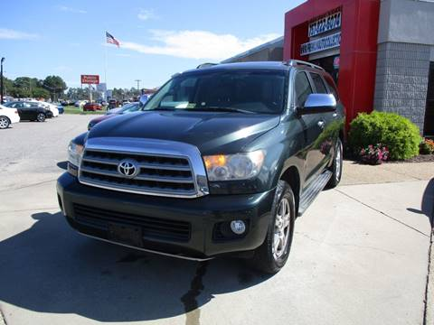 2008 Toyota Sequoia for sale at Premium Auto Collection in Chesapeake VA