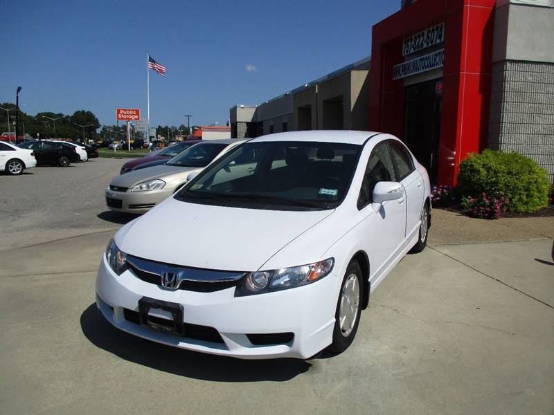 Nice 2009 Honda Civic For Sale At Premium Auto Collection In Chesapeake VA
