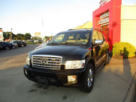 2008 Infiniti QX56 for sale at Premium Auto Collection in Chesapeake VA