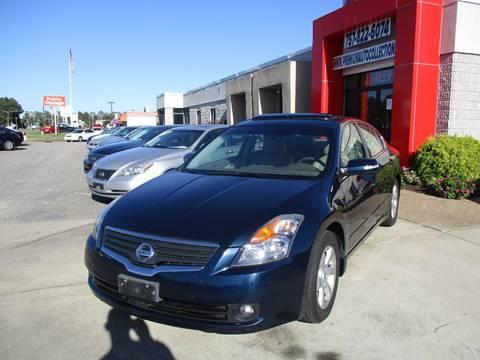 2007 Nissan Altima for sale in Chesapeake, VA