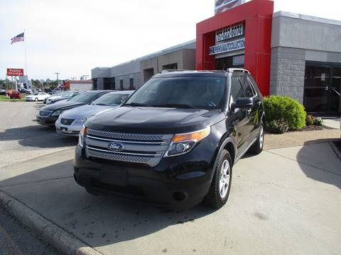 2012 Ford Explorer for sale in Chesapeake, VA