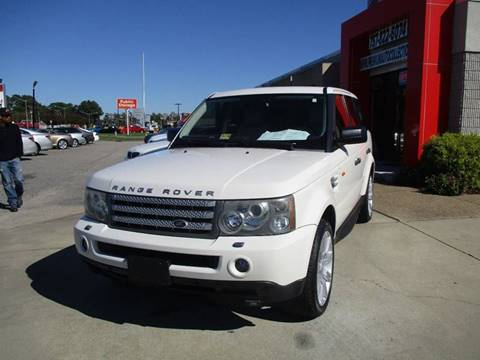 2008 Land Rover Range Rover Sport for sale at Premium Auto Collection in Chesapeake VA