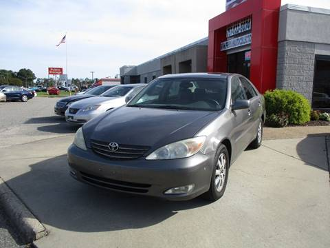 2004 Toyota Camry for sale at Premium Auto Collection in Chesapeake VA