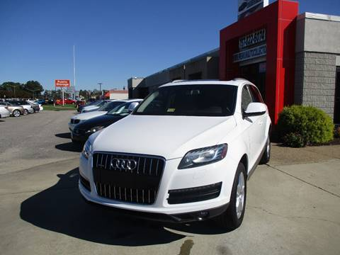 2010 Audi Q7 for sale at Premium Auto Collection in Chesapeake VA