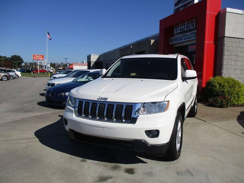 2011 Jeep Grand Cherokee For Sale At Premium Auto Collection In Chesapeake  VA