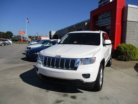 2011 Jeep Grand Cherokee for sale at Premium Auto Collection in Chesapeake VA