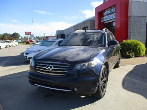 2007 Infiniti FX45 for sale at Premium Auto Collection in Chesapeake VA