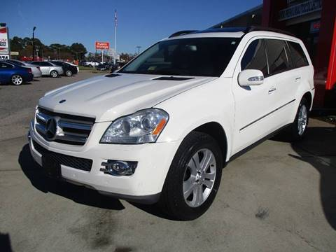 2007 Mercedes-Benz GL-Class for sale at Premium Auto Collection in Chesapeake VA