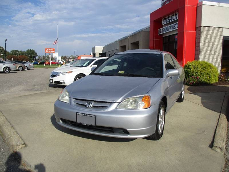 2003 Honda Civic For Sale At Premium Auto Collection In Chesapeake VA