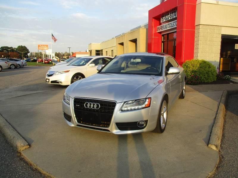 2008 Audi A5 for sale at Premium Auto Collection in Chesapeake VA
