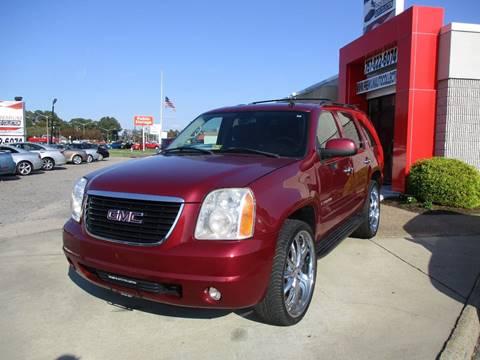 2007 GMC Yukon for sale at Premium Auto Collection in Chesapeake VA