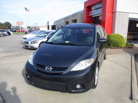 2006 Mazda MAZDA5 for sale at Premium Auto Collection in Chesapeake VA