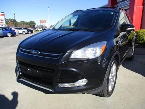 2013 Ford Escape for sale at Premium Auto Collection in Chesapeake VA