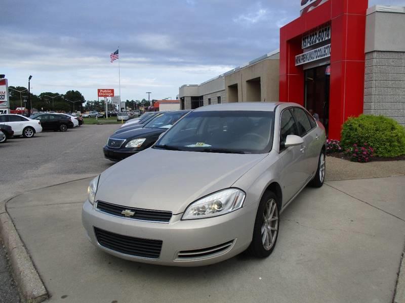 2008 Chevrolet Impala For Sale At Premium Auto Collection In Chesapeake VA