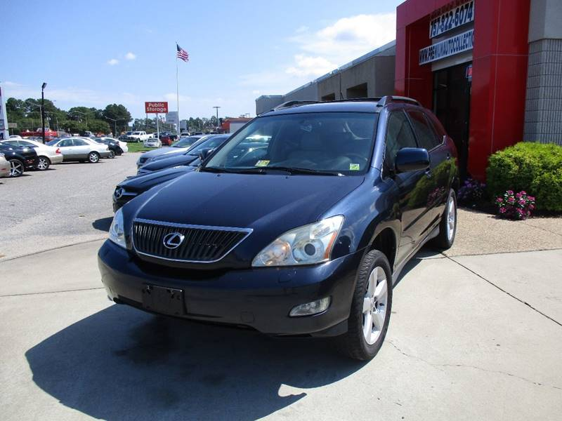 2004 Lexus RX 330 For Sale At Premium Auto Collection In Chesapeake VA