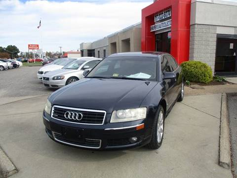 2005 Audi A8 L for sale at Premium Auto Collection in Chesapeake VA