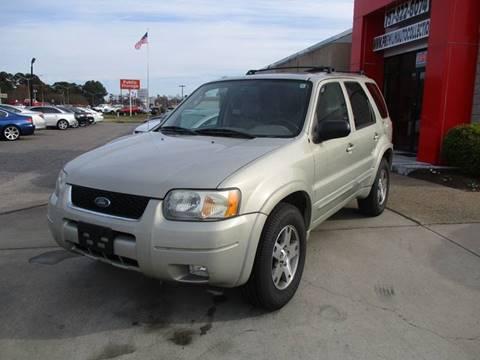 2003 Ford Escape for sale at Premium Auto Collection in Chesapeake VA