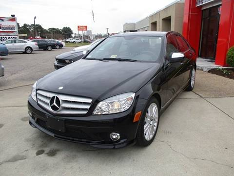 2008 Mercedes-Benz C-Class for sale at Premium Auto Collection in Chesapeake VA