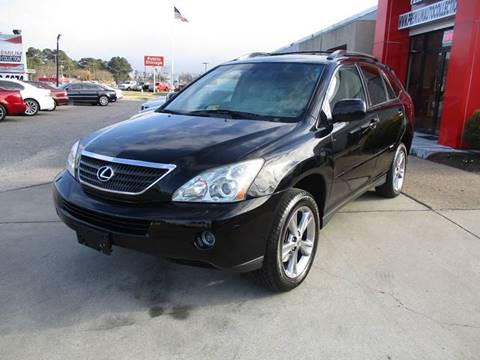 2007 Lexus RX 400h for sale at Premium Auto Collection in Chesapeake VA