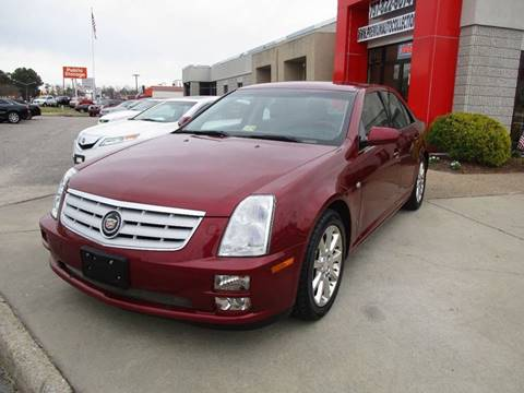2006 Cadillac STS for sale at Premium Auto Collection in Chesapeake VA