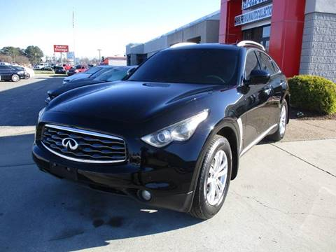 2009 Infiniti FX35 for sale at Premium Auto Collection in Chesapeake VA