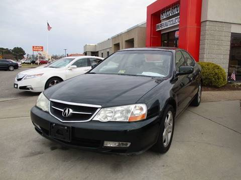 2002 Acura TL for sale at Premium Auto Collection in Chesapeake VA