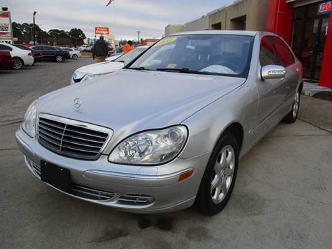 2003 Mercedes-Benz S-Class for sale at Premium Auto Collection in Chesapeake VA