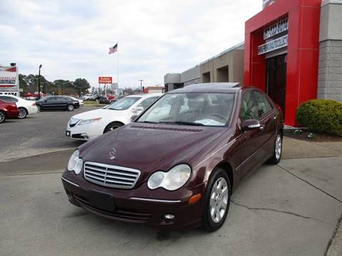 2006 Mercedes-Benz C-Class for sale at Premium Auto Collection in Chesapeake VA