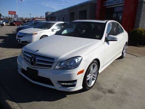 2012 Mercedes-Benz C-Class for sale at Premium Auto Collection in Chesapeake VA
