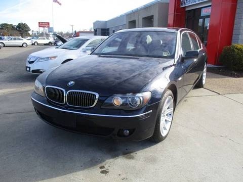 2006 BMW 7 Series for sale at Premium Auto Collection in Chesapeake VA