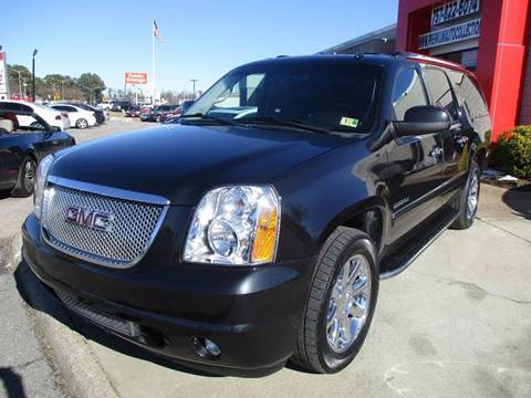 2011 GMC Yukon XL for sale at Premium Auto Collection in Chesapeake VA
