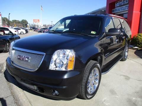 2011 GMC Yukon XL for sale at Premium Auto Collection in Chesapeake VA