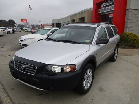 2004 Volvo XC70 for sale at Premium Auto Collection in Chesapeake VA