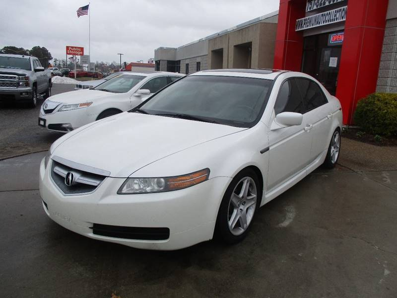 Acura TL WNavi In Chesapeake VA Premium Auto Collection - Acura tl 2006 for sale