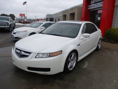 2006 Acura TL for sale at Premium Auto Collection in Chesapeake VA
