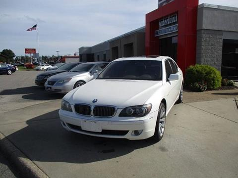 2007 BMW 7 Series for sale at Premium Auto Collection in Chesapeake VA