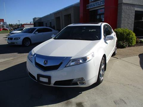 2009 Acura TL for sale at Premium Auto Collection in Chesapeake VA