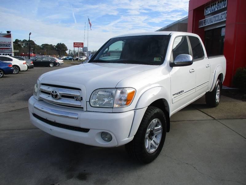 2006 Toyota Tundra For Sale At Premium Auto Collection In Chesapeake VA