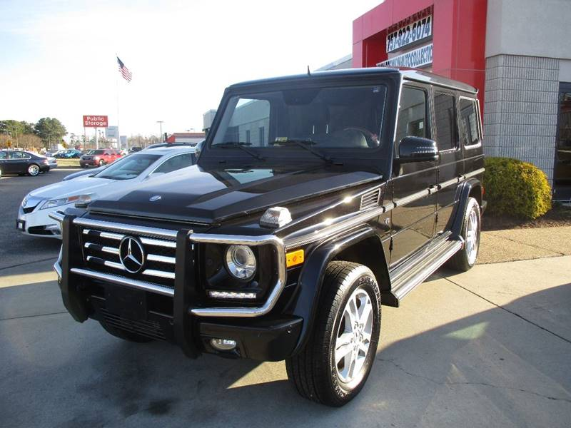 2013 Mercedes Benz G Class For Sale At Premium Auto Collection In  Chesapeake VA
