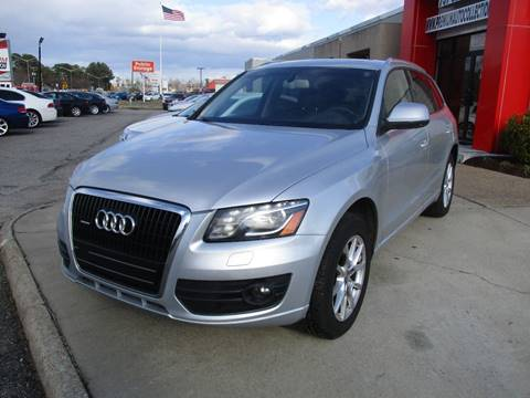 2010 Audi Q5 for sale at Premium Auto Collection in Chesapeake VA
