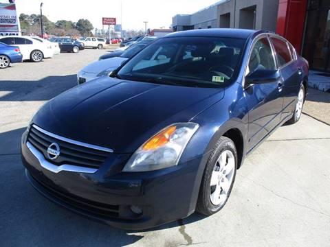 2007 Nissan Altima for sale at Premium Auto Collection in Chesapeake VA