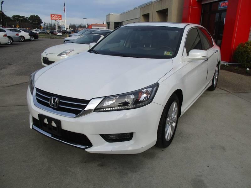 2014 Honda Accord For Sale At Premium Auto Collection In Chesapeake VA