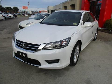 2014 Honda Accord for sale at Premium Auto Collection in Chesapeake VA