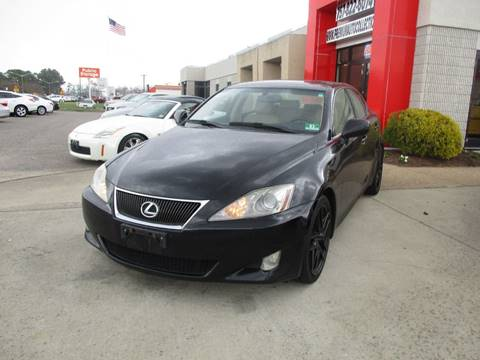 2006 Lexus IS 250 for sale at Premium Auto Collection in Chesapeake VA