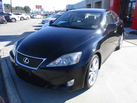 2007 Lexus IS 250 for sale at Premium Auto Collection in Chesapeake VA