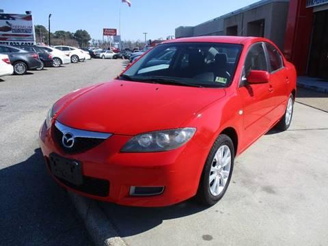 2007 Mazda MAZDA3 for sale at Premium Auto Collection in Chesapeake VA