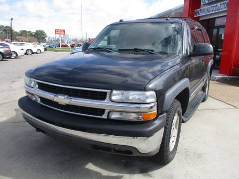 2004 Chevrolet Tahoe for sale at Premium Auto Collection in Chesapeake VA