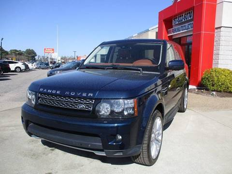 2013 Land Rover Range Rover Sport for sale at Premium Auto Collection in Chesapeake VA